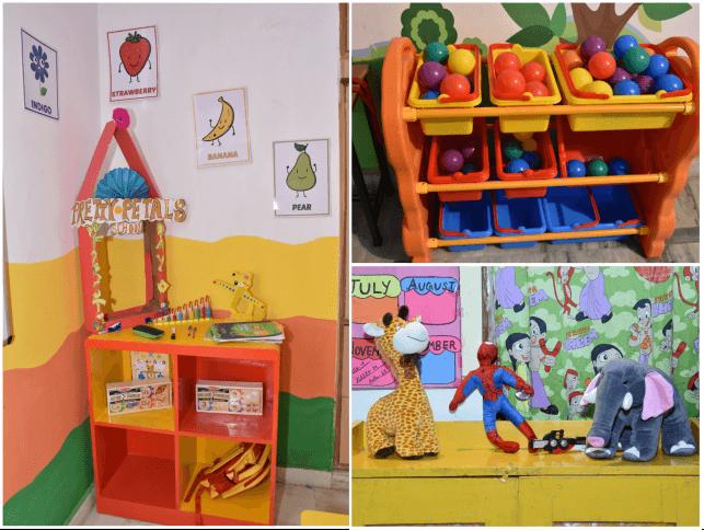 The best play school in khurram nagar lucknow, Uttar Pradesh